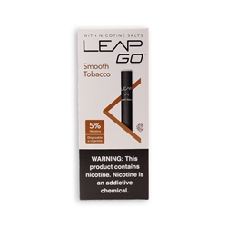 LEAPGO Smooth Tobacco Disposable Vape